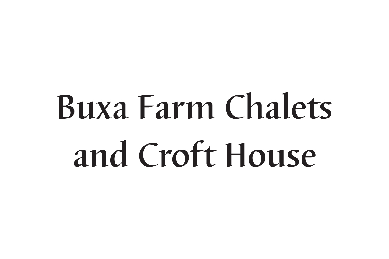 Buxa Farm Chalets and Croft House