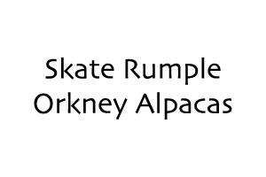 Skate Rumple Orkney Alpacas