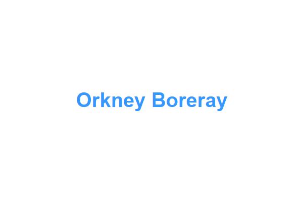 Orkney Boreray