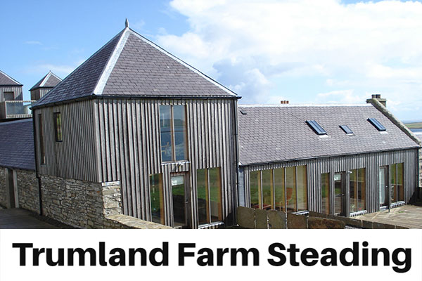 Trumland Farm Steading